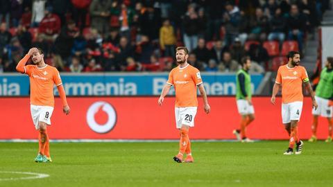 Die Darmstädter stehen gegen den Hamburger SV unter Druck.