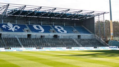 Die Gegengerade von Darmstadt 98