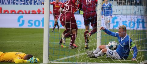 Fabian Holland vom SV Darmstadt 98