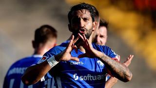 Lilien-Kapitän Aytac Sulu stand gegen den 1. FC Magdeburg im Mittelpunkt.