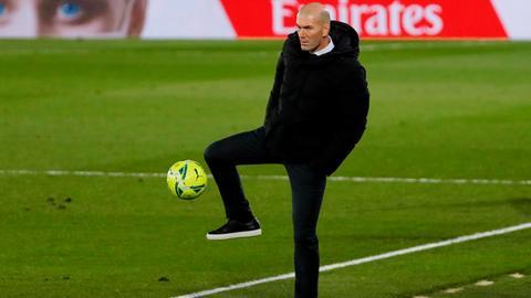 Zinedine Zidane hat die Kempe-Brüder beeindruckt.