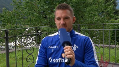 Marcel Schuhen von Darmstadt 98