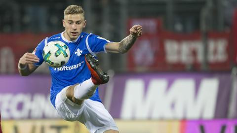 Felix Platte vom SV Darmstadt 98