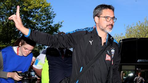 David Wagner von Huddersfield Town