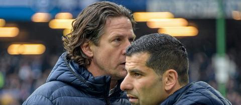 Carsten Wehlmann und Dimitrios Grammozis