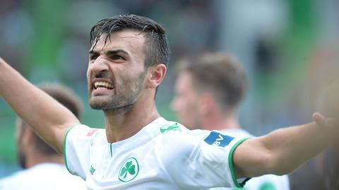 Serdar Dursun stürmt ab sofort für Darmstadt 98.