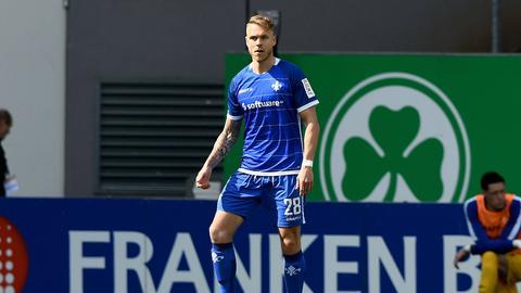 Marcel Franke vom SV Darmstadt 98.