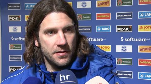 Lilien-Trainer Frings im Interview