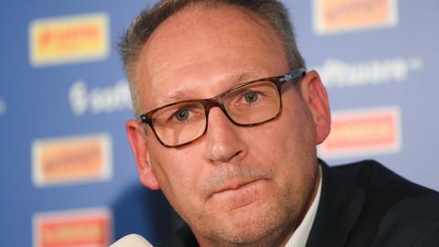 Darmstadts Präsident Rüdiger Fritsch
