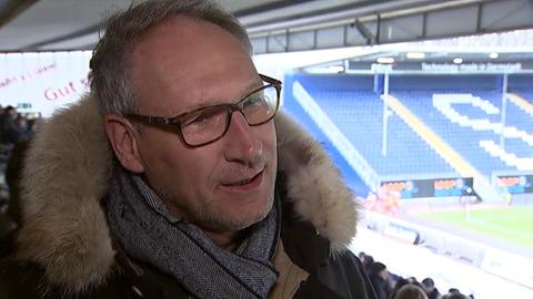 Lilien-Boss Rüdiger Fritsch im Interview