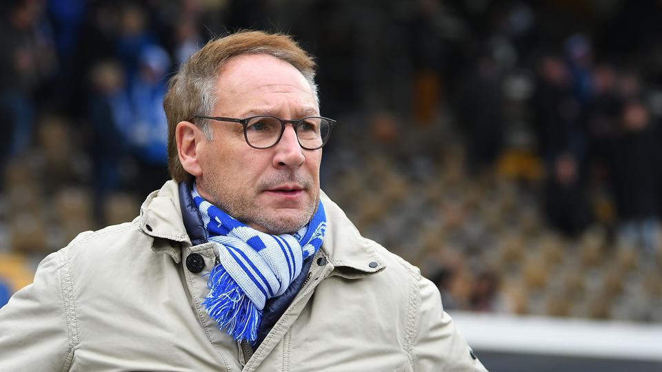 Rüdiger Fritsch, Präsident des SV Darmstadt 98