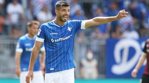 Klaus Gjasula SV Darmstadt 98