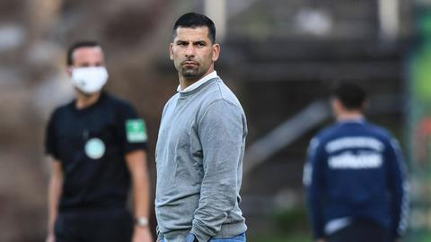 Dimitrios Grammozis SV Darmstadt 98