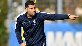 Dimitrios Grammozis, Trainer des SV Darmstadt 98