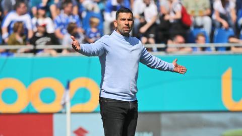 Dimitrios Grammozis vom SV Darmstadt 98