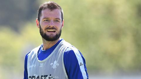 Marcel Heller stand zuletzt bei Darmstadt 98 unter Vertrag.