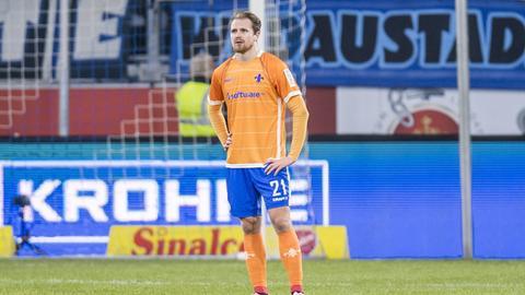 Immanuel Höhn vom SV Darmstadt 98.