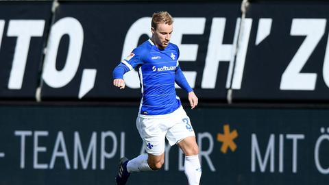 Fabian Holland vom SV Darmstadt 98.