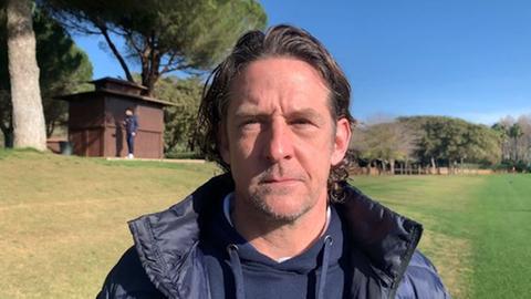 Carsten Wehlmann, der Sportliche Leiter der Lilien
