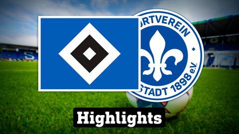 HSV - SV Darmstadt 98