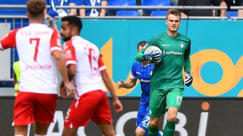 Morten Behrens vom SV Darmstadt 98