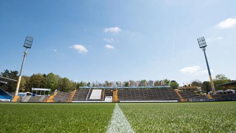 Jonathan-Heimes-Stadion am Böllenfalltor in Darmstadt