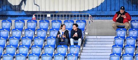 Die Fans von Darmstadt 98 dürfen bald zurück ins Stadion.