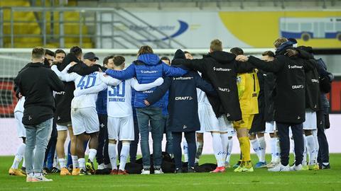 Jubel beim SV Darmstadt 98