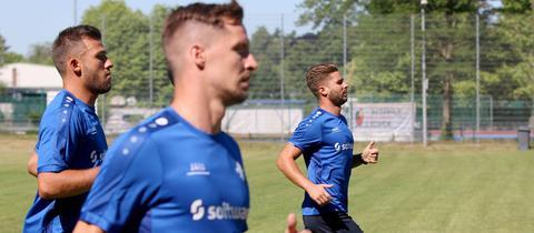 Imago Darmstadt Training