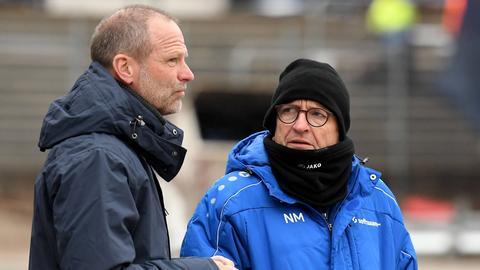 Holger Fach und Norbert Meier