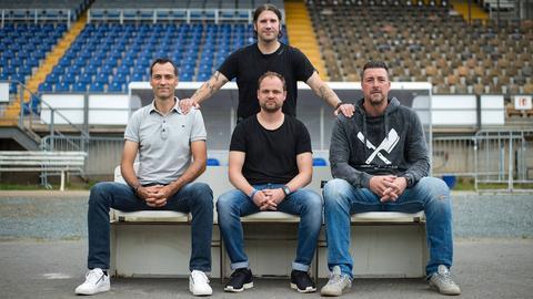Torsten Frings und das Trainerteam verlängern bis 2020