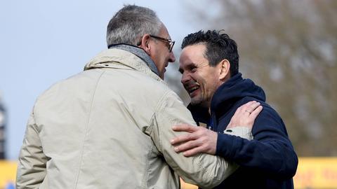 Rüdiger Fritsch und Dirk Schuster