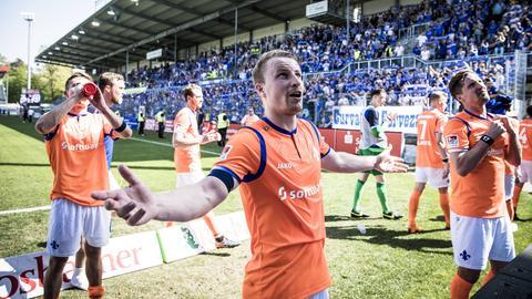 Holland und Co. bedanken sich bei den Fans.