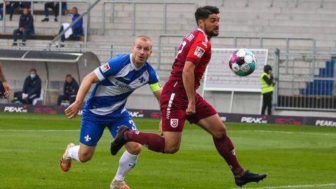 Holland im Spiel gegen Regensburg