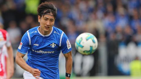 Dong Won Ji von Darmstadt 98