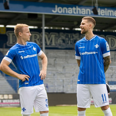 Tobias Kempe und Fabian Holland