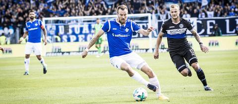 Kevin Großkreutz im Spiel gegen Bielefeld