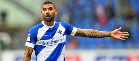 Victor Palsson vom SV Darmstadt 98