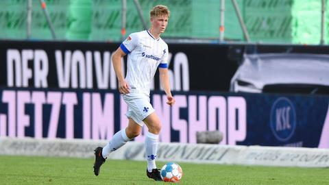 Clemens Riedel vom SV Darmstadt 98