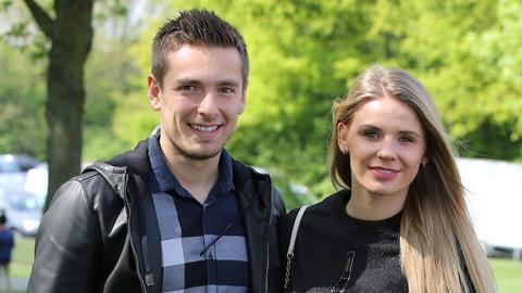 Artur und Bogna Sobiech