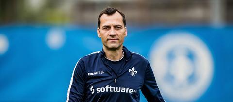 Lilien-Athletik-Trainer Kai Schmitz