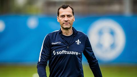 Lilien-Athletik-Trainer Kai Schmitz