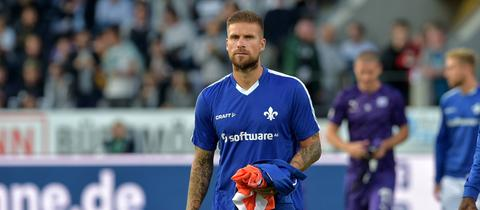 Tobias Kempe vom SV Darmstadt 98
