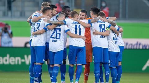 SV Darmstadt 98 im Mannschaftskreis