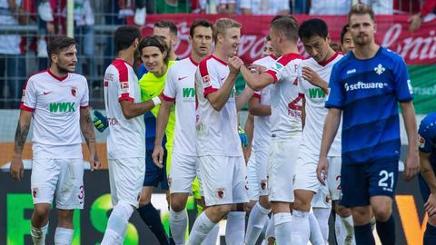 Lilien-Frust nach Niederlage in Augsburg