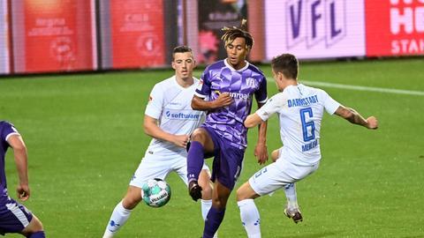 SV Darmstadt 98 gegen VfL Osnabrück