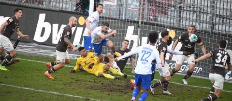 SV Darmstadt 98 FC St. Pauli