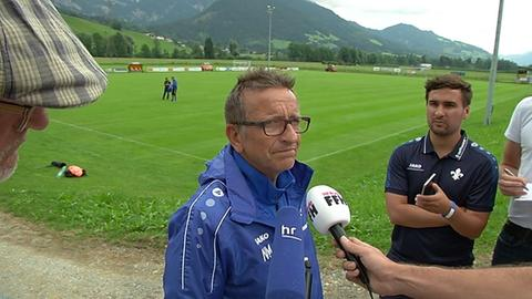 Meier Interview Trainingslager