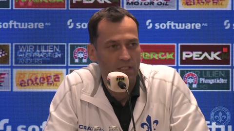 Darmstadt Pressekonferenz