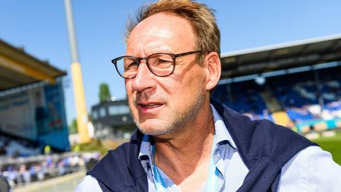 Rüdiger Fritsch, Präsident des SV Darmstadt 98.